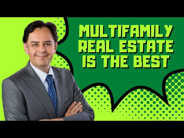 "Ep.275 ""Neal Bawa Breaks Down Why ""You"" Need to be investing In Multifamily"""