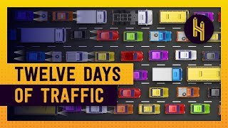The Time China Had a 12 Day Long Traffic Jam