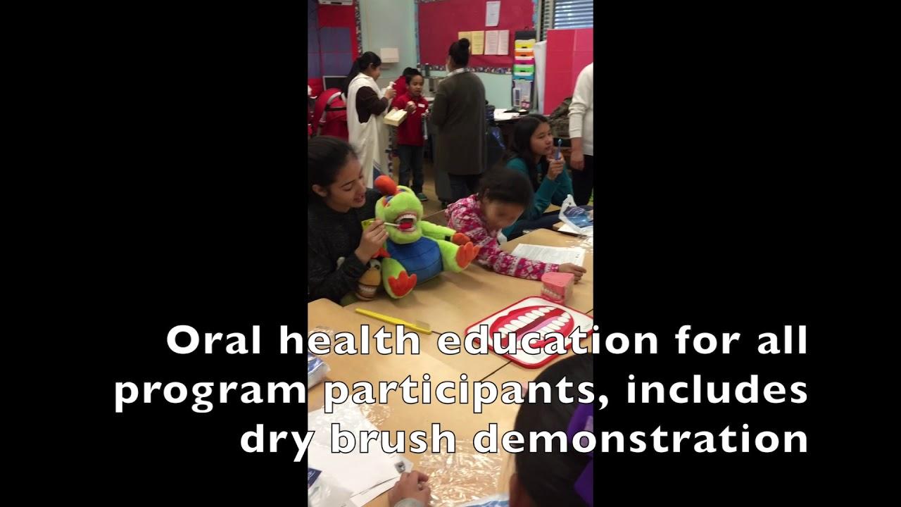 School-Based Oral Health Program