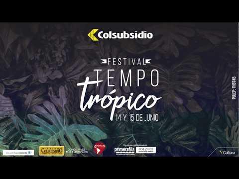 Festival Tempo Trópico 2019