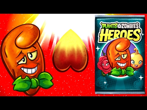 Plants vs. Zombies Heroes HOT DATE New Card!