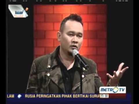 Stand Up Comedy ( Cak Lontong) Show 20 Februari 2013