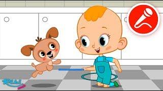 Привет, малыш! Про щенка - ПРЕМЬЕРА! 🐶 Мультфильм Песенка и Караоке!