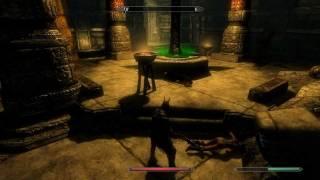 Skyrim 23 (Квест Периайта Единственное лекарство II)