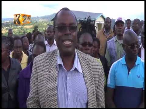 Medics from North Rift join forces to compel COG to sign their CBA