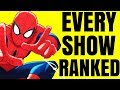 Worst to Best - Every Spider-Man Cartoon Ranked