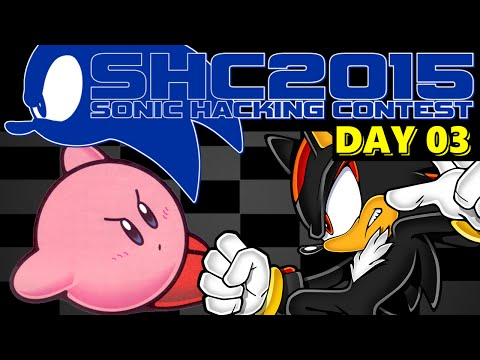 Johnny vs. Sonic Hacking Contest 2015 (Day 3)