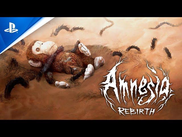Amnesia: Rebirth - Launch Trailer | PS4