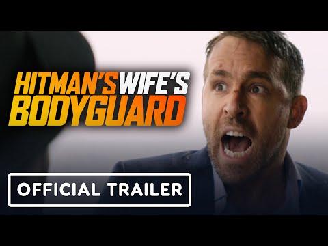 Hitman's Wife's Bodyguard - Official Trailer (2021) Ryan Reynolds, Samuel L. Jackson, Salma Hayek