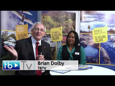 WTM 2017 Interview with St Helena Tourism's Helena Bennett, Director Of Tourism