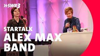 Скачать Interview Und Preisübergabe Alex Max Band Beim SWR3 New Pop Festival 2010