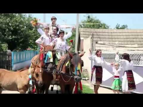 Народная румынская песня. Девушки из Молдавии