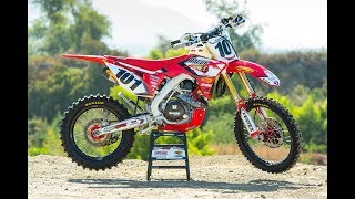 The CRF450RX is Honda's answer to the popular XC and FX models from...
