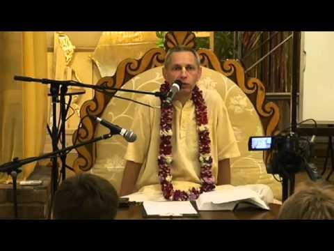 Бхагавад Гита 3.9 - Враджендра Кумар прабху