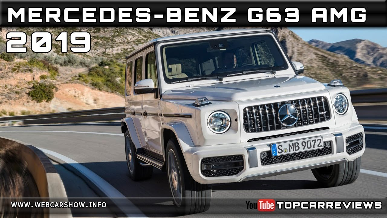 2019 Mercedes Benz G63 Amg Review Rendered Price Specs Release Date