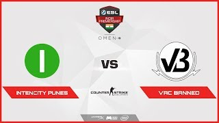 CS:GO|Intencity Pune5 vs Vac Banned(OverPass)|ESL India Premiership 2018|Summer Season|May|Day 51