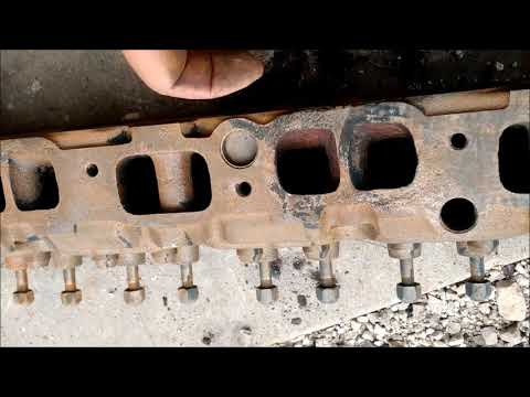 Molasses Rust removal on Cast iron and stuck valves