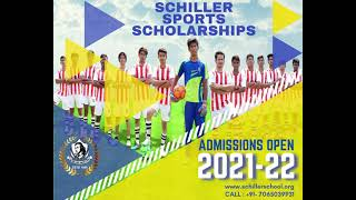 Schiller Sports Scholarship | Admissions Open 2021-22 Best School in Ghaziabad NCR