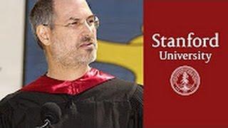 Речь Стива Джобса перед выпускниками Стэнфорда. Лучший перевод!!