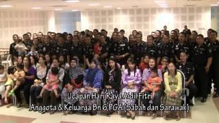 Video BN 6 PGA Ucapan Hari Raya dari Anggota Sabah Sarawak download MP3, 3GP, MP4, WEBM, AVI, FLV April 2018