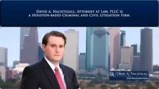 About Our Firm | David Nachtigall | Houston Criminal Attorney