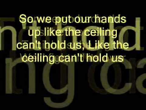Can't Hold Us Macklemore (no Rap) Lyrics