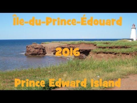 My Trip to Prince Edward Island 2016