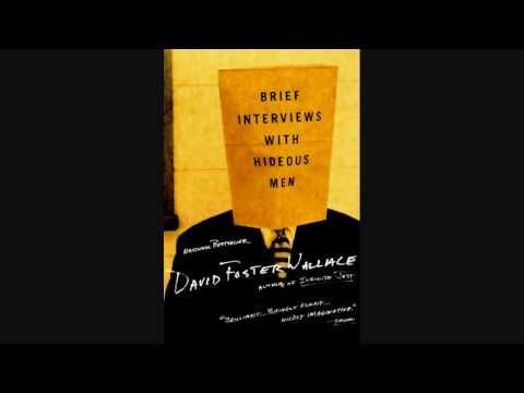 David Foster Wallace - B.I. #20 Clip 1/6