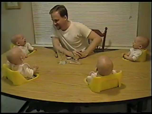 Laughing Quadruplets - The Next Day