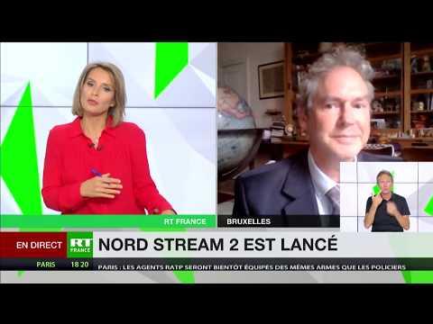 Nord Stream 2 : «Il est de l'intérêt de l'UE de s'approvisionner de manière stable et sûre»