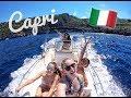 Crazy ladies! Trip to Capri! (inglés)