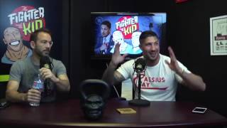 Brendan Schaub On Michael Bisping Knocking Out Luke Rockhold