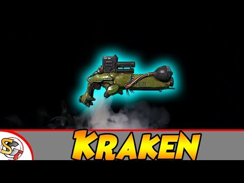 Kraken Review (RELEASE THE Wait Its The Name Of The Gun....)
