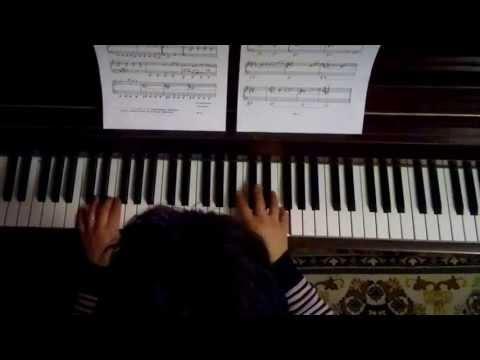 Cendres de lune- Mylene Farmer (piano cover)