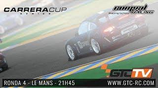 Carrera Cup Series 2018 - Ronda 4 - Le Mans Bugatti by GTC