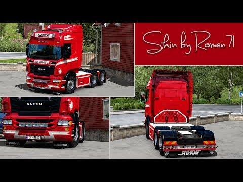 [Euro Truck Simulator 2] Scania RJL Øivind Lermo