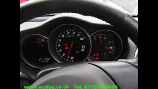 Autogas LPG Conversion of Mazda RX-8 Wankel engine - 231bhp