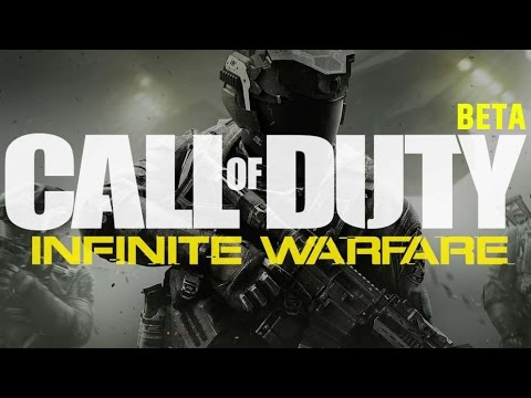 CALL OF DUTY INFINITE WARFARE GAMEPLAY MULTIPLAYER BETA PS4