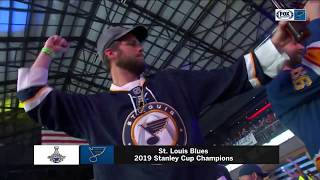 SC19: St. Louis reacts to the Blues winning the Stanley Cup