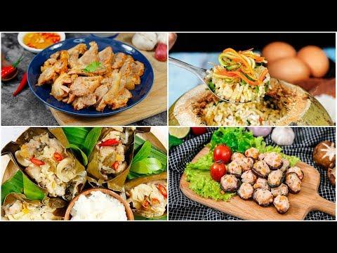 Đổi vị bữa cơm với MÓN HẤP chống ngán hiệu quả | Feedy VN