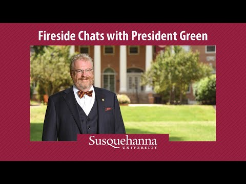 A Fireside Chat with President Green