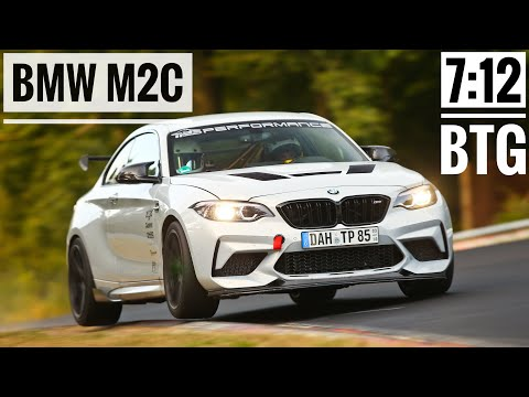 Nordschleife 7:12 BTG | BMW M2 Competition by TPS-Performance | Alex Hardt