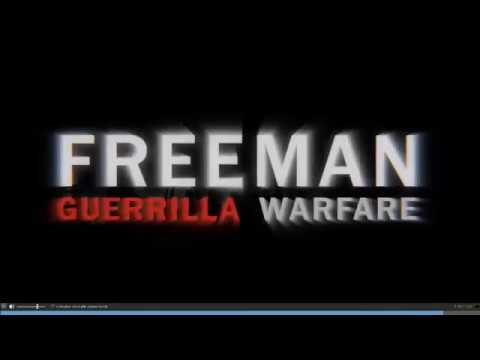 YENİ OYUN SERİMİZ (Freeman Guerrilla Warfare)