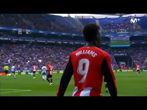 """Los gritos racistas contra Iñaki Williams que el árbitro """"no escuchó"""""""