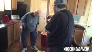 Angry Grandpa's Farts