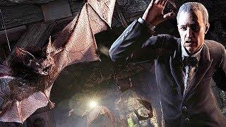 Batman Arkham Origins Gameplay German - Fledermaus im Kanal