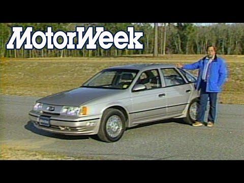 1989 Ford Taurus SHO | Retro Review