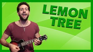"Tutorial Ukulele ➔ ""Lemon Tree"" - Fool's Garden [Accordi Facili ITA]"