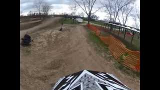 Green Acres Motocross Marion, Ks