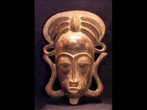 African Art - Ivory Coast (West Africa)
